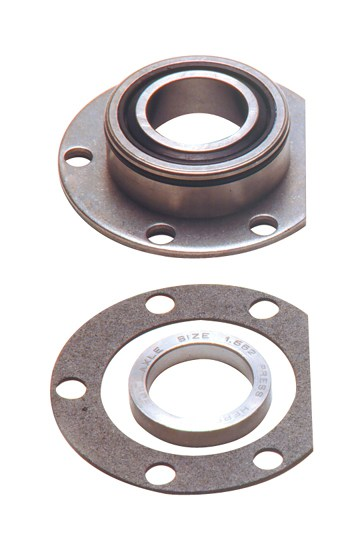 Axle Bearings And Retainers