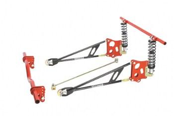 Stage II Ladder Bar Suspension System