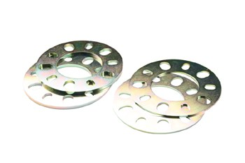 STEEL WHEEL SPACERS