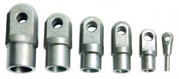 Weld-In Slot Clevises