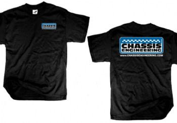 Chassis Engineering T-shirts