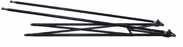 84'' Pro Mod Wheelie Bars