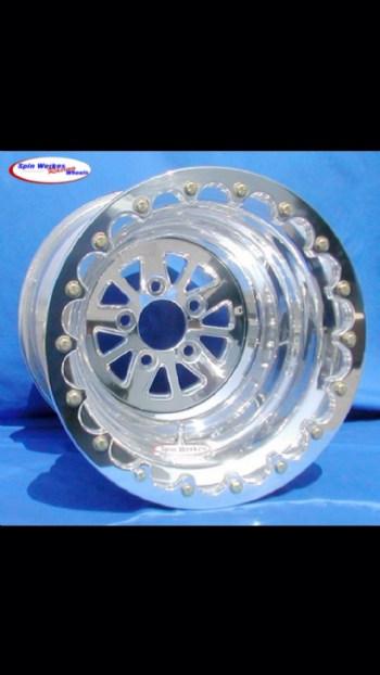 Used Rear wheels