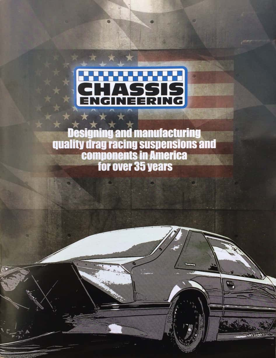 Chassis Engineering Catalog