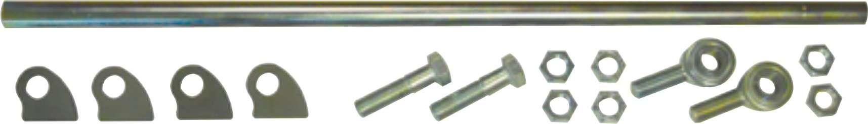 Heavy-duty Diagonal Link (weld on)