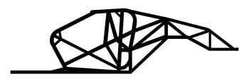 ELIMINATOR X 10.5 PRO CHROME MOLY CHASSIS KIT