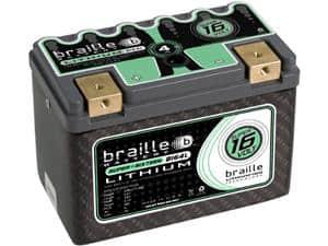 Braille 12/24 Volt Series Capable Batteries