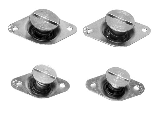 Panel Fasteners - Self Ejecting Buttons