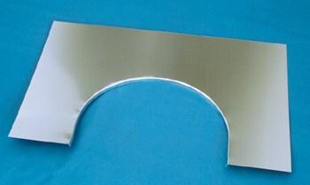C/E8035 -.040 ALUMINUM FLANGE KIT FOR FIREWALL