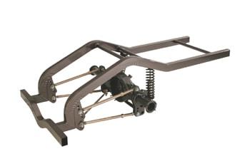C/E3625 -PRO Four Link Sub-Frame w/ Aluminum Single Adjustable Coil Overs (unwelded)