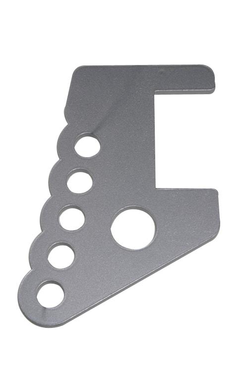 """C/E3638-3 -Ladder Bar front bracket for 2"""" x 3"""" Crossmember (ea)"""