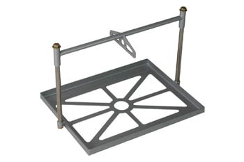 C/E4717 -Dual Sheet Metal Tray