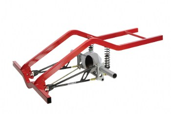 C/E3628 -Complete Ladder Bar Sub-Frame with Strange All Aluminum Coil Overs (unwelded)
