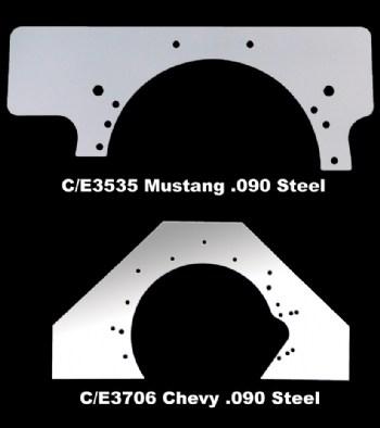 C/E3699 -Small Block Ford Steel