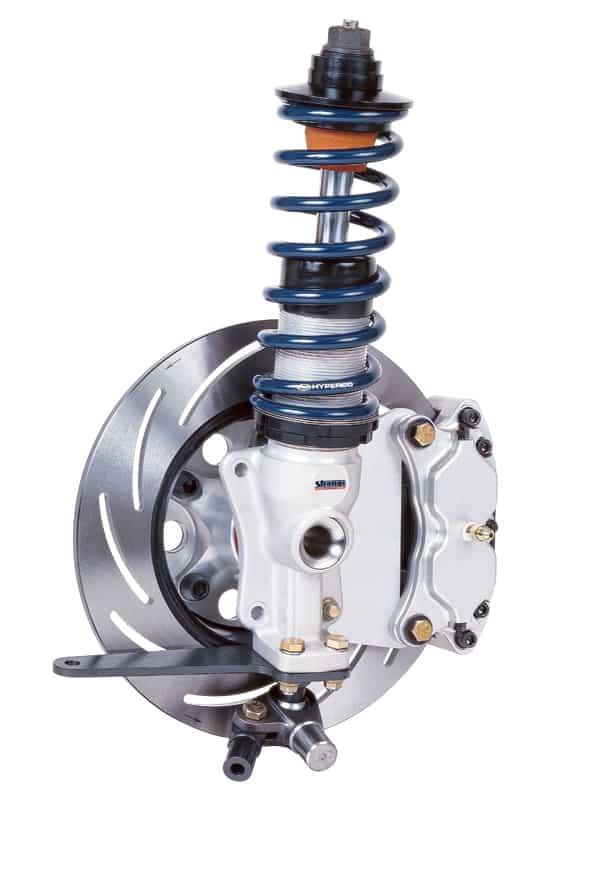 STR PSS-105 -Strange Single Adjustable, Lightweight Struts, Externally Adjustable, Spindle Mount