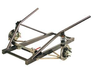 C/E5415 -Strut Sub Frame with Strange Struts and Heavy Duty Brakes