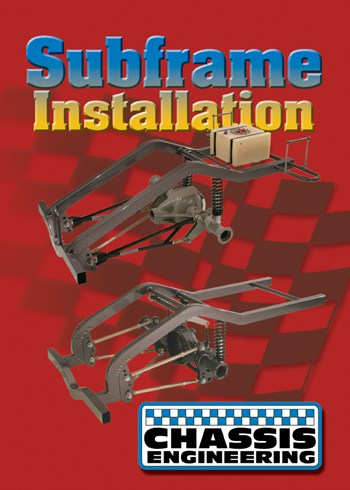 C/E9001 -REAR SUB FRAME INSTALLATION DVD