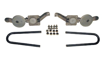C/E1019 -UPPER WINDOW LATCH KIT