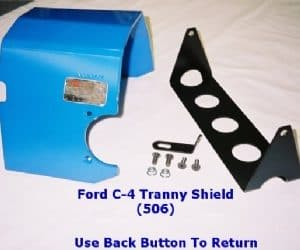 TW506 -C-4 FORD TRANS SHIELD