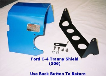TW506 -C-4 FORD TRANS SHIELD