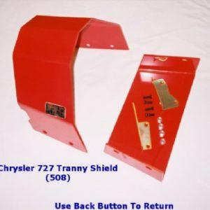 TW508 -CHRYSLER 727 TRANS SHIELD