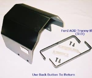 TW513 -FORD AOD TRANS SHIELD