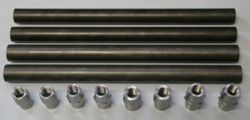 C/E3311 -1-1/4'' & 1-3/8'' Four Link Tube Kit