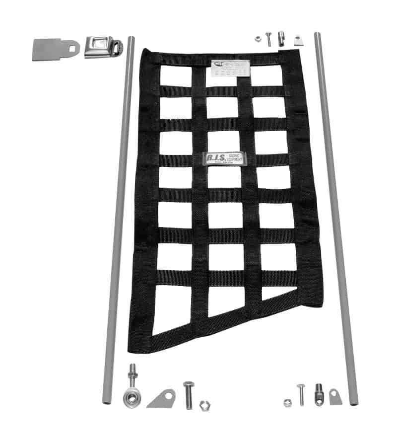 C/E4030 -Funny car cage net,  Black Only