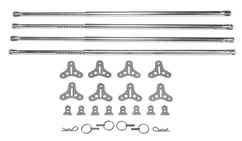 C/E8015 -Pro Strut Rod Kit