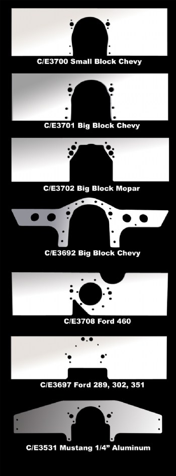C/E3703 -Small Block Mopar