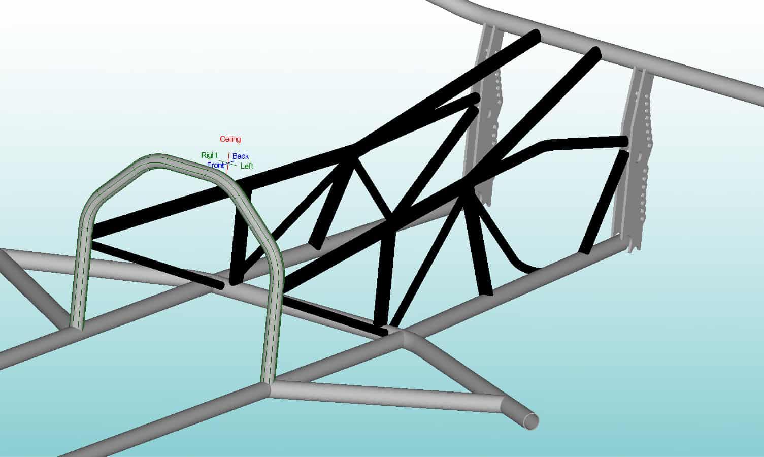 C/E5720 Double Frame Rail Kit