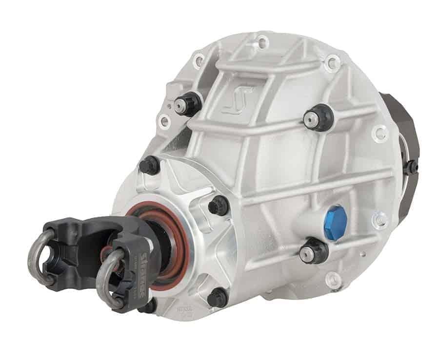 """STR-PRF184 Strange Engineering Complete Aluminum H.D. Case 9"""""""