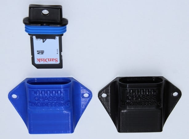 PLA3000 -RacePak(tm) SD Card Holder