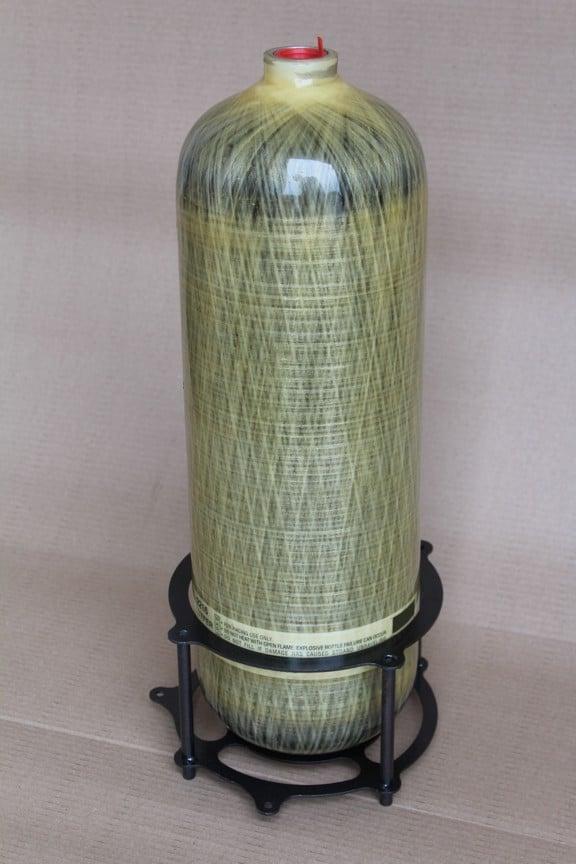 C/E5515 -Carbon Fiber Bottle Fill Stand
