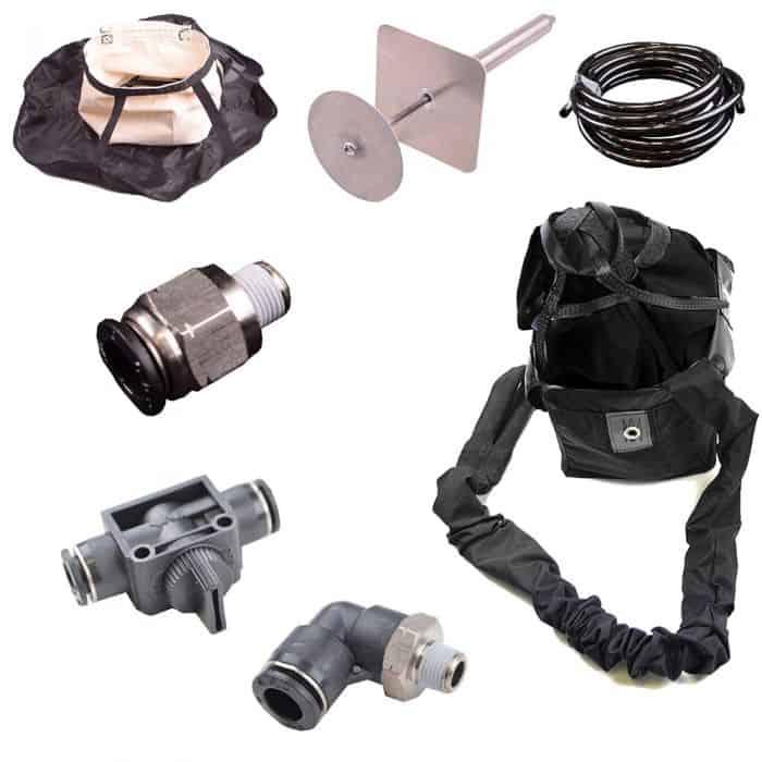 RJS Pro Mod Chute Kit
