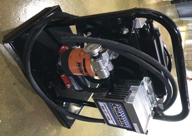 External Trans Cooler