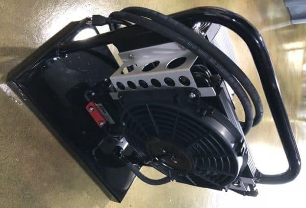 C/E9400 External Transmission Cooler