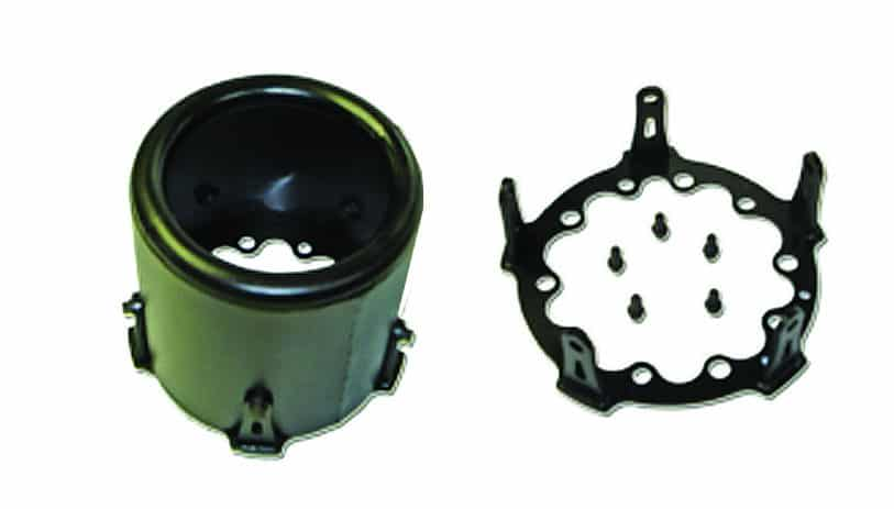 C/E4020 -Rear Driveshaft Loop Can for standard 5 bolt pinion support